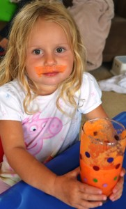 Starting raw foods with kids and healthy recipes